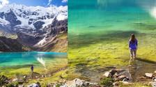 Humantay: Laguna escondida en Cusco que debes conocer