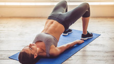 5 ejercicios para lucir unos glúteos firmes y tonificados