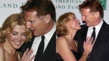 Inspiradora historia de cómo Liam Neeson salió adelante tras la muerte de su esposa