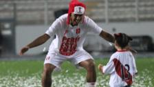 Renato Tapia le dedicó clasificación del Mundial a su hija
