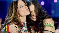 VSFS: Alessandra Ambrosio se despidió de Adriana Lima con un emotivo mensaje