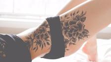 7 tatuajes para mujeres fuertes y seguras de sí mismas