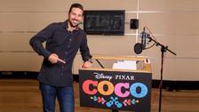Claudio Pizarro dio su voz para un personaje de Coco