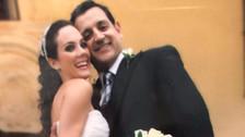 Connie Chaparro celebra 8 años de matrimonio con Sergio Galliani con hermoso mensaje