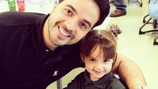 Hija de Luis Fonsi baila en Instagram 'Échame la culpa'