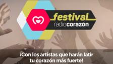 Festival Radio Corazón vuelve en Febrero