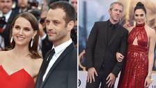 Hollywood: 7 famosas muestran que los matrimonios más sólidos son con personas