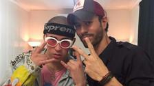 YouTube: Enrique Iglesias y Bad Bunny presentan nuevo tema,