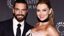 BEVERLY HILLS, CA - OCTOBER 24:  Actor Julian Gil (L) and actress Marjorie de Sousa arrive at The Paley Center for Media's Hollywood Tribute to Hispanic Achievements in Television event at the Beverly Wilshire Four Seasons Hotel on October 24, 2016 in Beverly Hills, California.  (Photo by Amanda Edwards/WireImage)