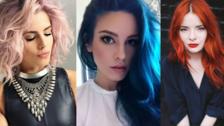 6 colores atrevidos que deberías probar en tu cabello este 2018