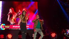 Festival Radio Corazón: Los mejores momentos del concierto