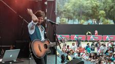 Festival Radio Corazón: Gonzalo Yáñez enamoró al público peruano