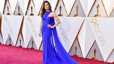Jennifer Garner en la alfombra roja del Oscar