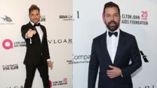 Oscars: David Bisbal y Ricky Martin, invitados especiales en la fiesta de Elton John
