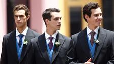 Felipe, Vasco y Juan Manuel: Los hermanos de Alessandra de Osma que debes conocer