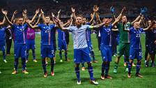 Rusia 2018: El increíble 'haka' de Islandia