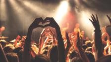 Ir a conciertos puede alargar hasta en 9 años tu vida