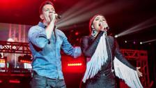 Yuridia conquistó el Auditorio Nacional de México (VIDEOS)