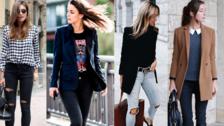 7 formas de usar jeans para ir a trabajar