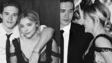 Chloe Moretz's y Brooklyn Beckham: 13 fotos que resumen su relación