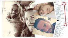 Pablo Alborán aclara rumores sobre romance con Ricky Martin