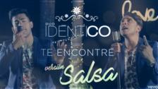 Duo Identico lanza versión de