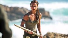 El secreto de cómo Alicia Vikander ganó más de 5 kilos de músculo para Tomb Raider