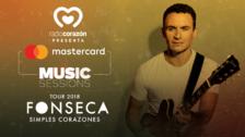 Fonseca en Lima: Detalles que tienes que saber de su concierto