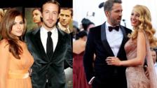 9 famosos que se enamoraron actuando como pareja en películas de Hollywood