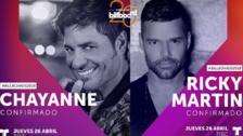 Latin Billboard 2018: Los artistas que deslumbrarán en el escenario