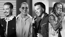 Latin Billboard 2018: Los 4 cantantes masculinos que compiten en Artista del Año