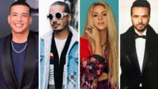 YouTube: Algunas predicciones de ganadores para los Premios Billboard 2018