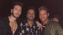 Billboard Latinos: Luis Fonsi, David Bisbal y Sebastián Yatra ya están en Las Vegas