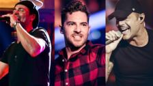 Latin Billboard 2018: Chayanne, Luis Fonsi, David Bisbal, Reik en los ensayos