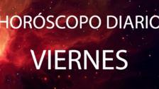 Horóscopo del 27 de abril del 2018