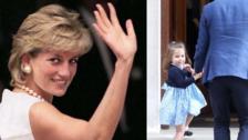 9 fotos que prueban que Lady Di se
