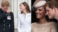 Kate Middleton es la mujer más importante en la vida del Príncipe Harry