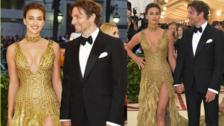 MET Gala 2018: Irina Shayk y Bradley Cooper juntos por primera vez en la alfombra roja