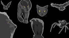 Test: El animal que escojas revelará tu lado más oscuro