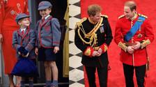 Hermoso sacrificio que hizo el príncipe Harry por su hermano cuando se comprometió