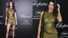 Free The Nipple: Kendall Jenner en transparencias en la fiesta de Chopard en Cannes
