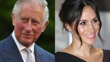 Meghan Markle le ha pedido al Príncipe Carlos que la acompañará al altar