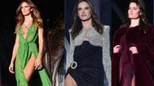amfAR en Cannes: Ángeles de Victoria's Secret deslumbraron en pasarela