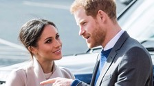 Meghan Markle: 10 fotos que muestran lo enamorada que está del Príncipe Harry