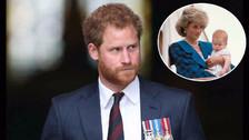 9 veces en los que que el Príncipe Harry rindió homenaje a la princesa Diana en su boda
