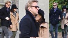 Eva Mendez y Ryan Gosling