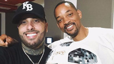 Nicky Jam y Will Smith cantarán la canción oficial del Mundial
