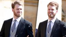 Louis Spencer, sobrino de la Princesa Diana, robó todas las miradas de la boda de Harry