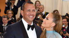 La escapada de amor de Jennifer Lopez y Alex Rodríguez