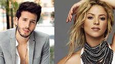 ¿Se viene un remix entre Sebastián Yatra y Shakira?
